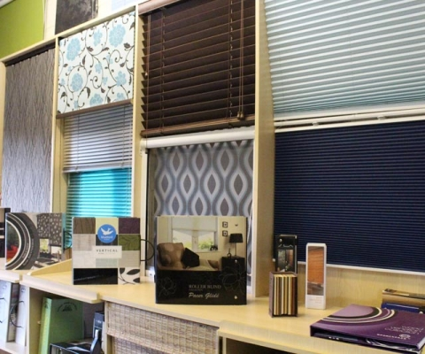 Our Ledbury Blinds department