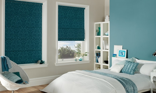 bluebird roman blinds ledbury